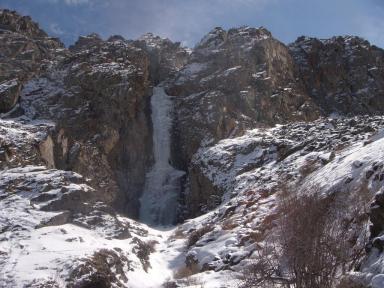 Аксайский водопад: фото Д.Грекова