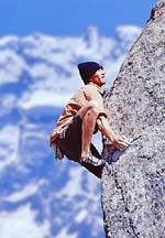 Cold Climbing