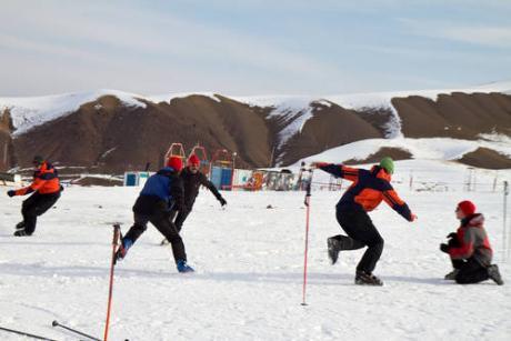 лыжи март1